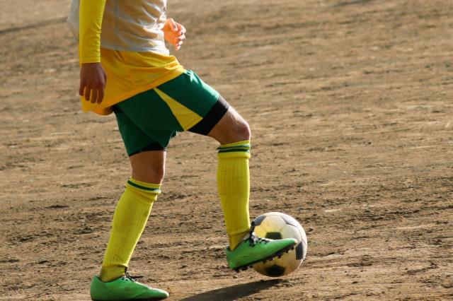 サッカー 写真